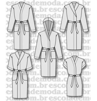 Modelagem de robes